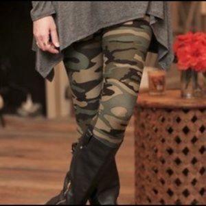 Pants - Camouflage leggings 🔥4 Left🔥